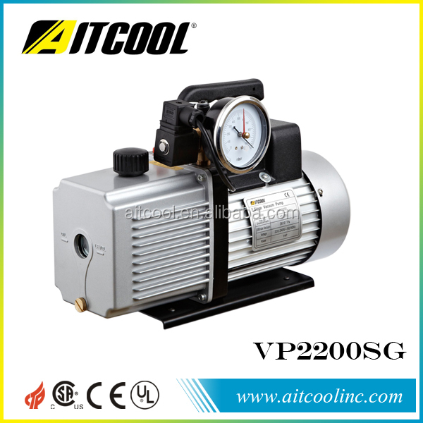 12CFM vacuum two stage Aitcool medical lab portable air electric rotary vane oil pump VP2200SG