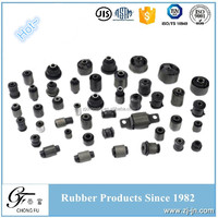 TS16949 High Quality Auto Shock Absorber Rubber Bushing