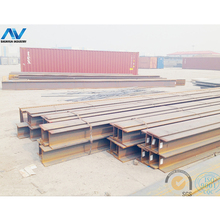 American Wide Flange Beams - W Beam ASTM A36 Grade 50 for steel for steel structure