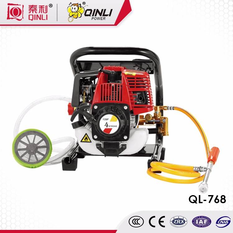 Environmental agricultural sprayer QL-768 4-STOKE high quality sprayer