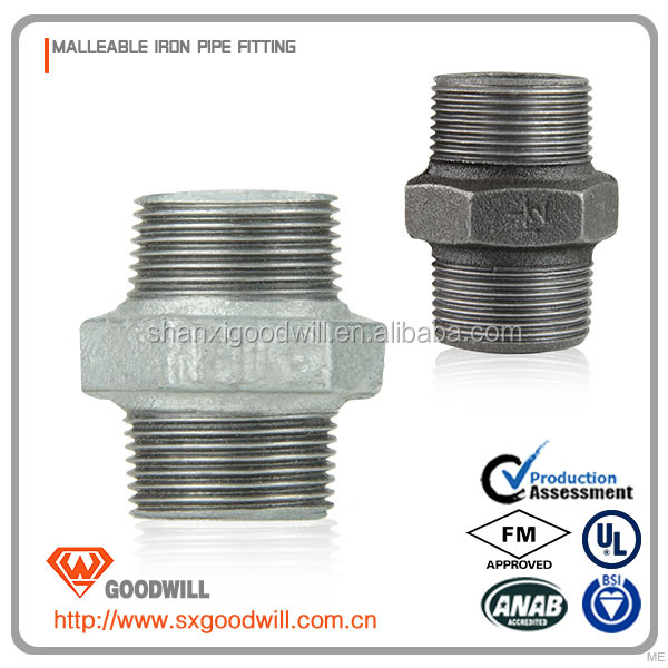 zinc die cast conduit Bushing