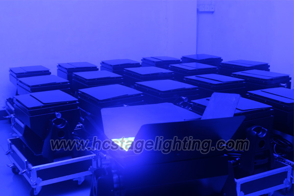 church stage lighting 60x15W RGB 3in1 led city color outdoor light