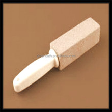 pumice scouring stick toilet cleaning pumice brush