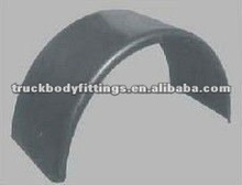 China Tire semi mudguard fenders