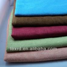 2014 Hot Sale 100% Soft Sueded Cotton Fabric