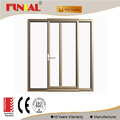 High end european design aluminum door for home