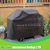 Garden Waterproof Polyester BBQ Cover, BBQ Grill Cover Factory
