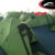 Camping Double Decker Waterproof Fireproof 2 Man Custom Tourist Tube Tent