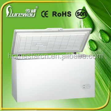 100L 150L 200L 300L mini freezer / Chest Freezer with Lamp/mini freezer