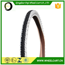 Professional Manufacturer Solid Rubber Bicycle Nylon Tire