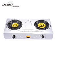 Table top kitchen necessity electric gas stove
