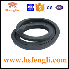 Swelling rubber waterstop bar for concrete sealing