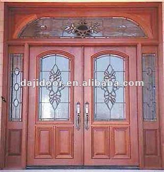 Luxury House Main Entrance Doors Design Dj S9169msths