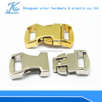 Wholesale metal curved buckle with various sizes,metal backpack buckles,wholesale quick release buckle