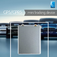 car location tracking device with gps antenna