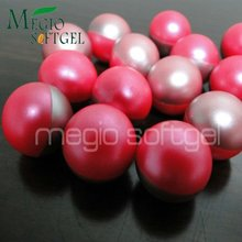 Meteor Paintball balls Red fill 0.68 2000 Rounds