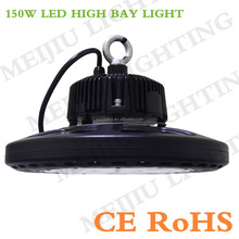 2017 new UFO 150W led high bay light ip65 SMD,150w led canopy light for gas station