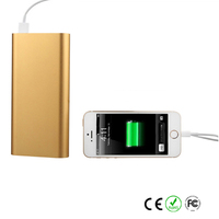 Mobile power supply 20000mah amazing capacity power bank 18650 for smartphone charger