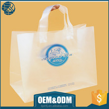 Wholesale grocery HDPE LDPE gravure printing OEM recyclable plastic shopping bag