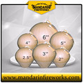 fireworks display shells good for festivals and celebrations