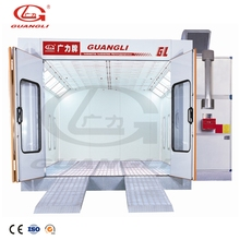 China professional manufacturer GL4000-A1 car paint box/car painting booth/spraybooth
