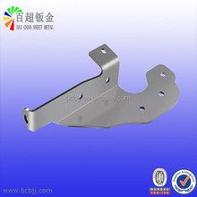 Custom shaped hole punches sheet metal products