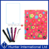 Internet Sales With Stylus Pen Floral Design Tablet Case