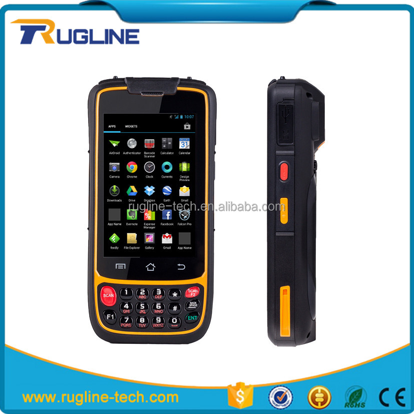 Multifunctional pda test terminal senter st327 with CE certification