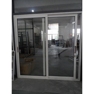 Cheap Aluminum Used Sliding Glass Interior Doors Sale