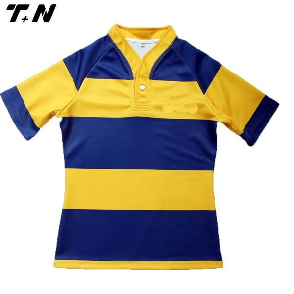 Design your own fully sublimated rugby jersey, rugby clothing