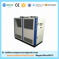 Air Cooled Water Chiller System for Warehouse Cooling