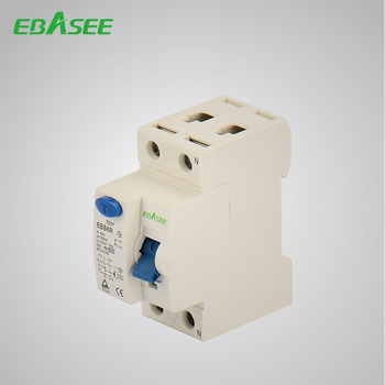 TUV Certified EBS6R 16A~63A 63A 4 Pole Elcb