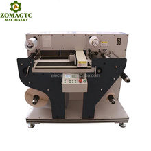 price for die cutting machine, A3 roll to roll digital label die cutter