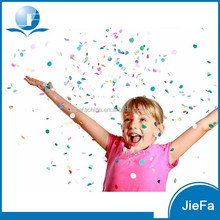 Colorful And Dazzling Hot Sales Biodegradable Throwing Confetti