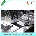 New patento for fully auto high quality blood typing kit machine