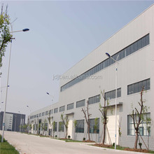 china portal frame steel structure warehouse /steel frames structure workshop/light steel frame warehouse