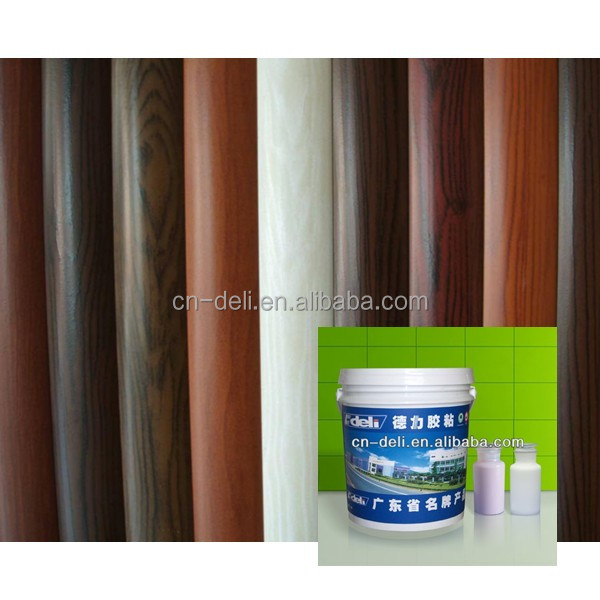 DELI Scratch Resistant Water Based White Wood Paint(Wood Deco Paint)