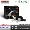 Newest X3 LED Headlight With PHI