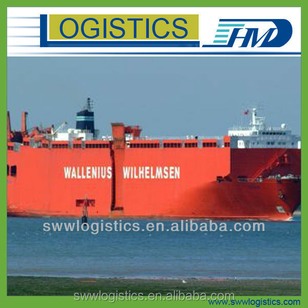 Freight shipping agent to Dallas USA from Shenzhen China