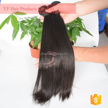 the factory wholesale hot sales brazilian straight weave hair raw human virgin hair