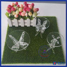 Manufacturing custom made different designs cup cake display stand & acrylic cake stand / wedding cake stand