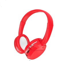 wireless foldable Computer Headphone earphone Normal metal mp3 heaphone