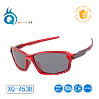 Hot sale fashion style kids Sunglasses polarized sunglasses outdoor sports cycling sunglasses for kids