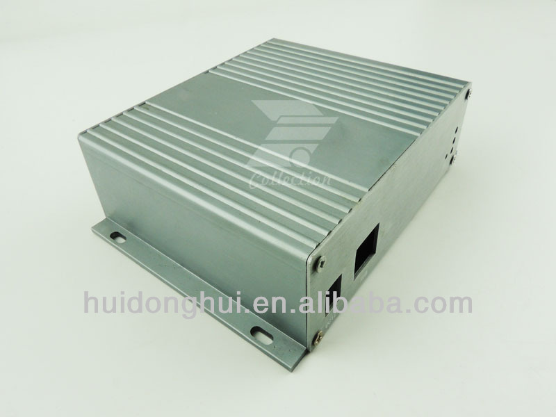 2014 new Aluminium extrusion case for in-vehicle computing applications