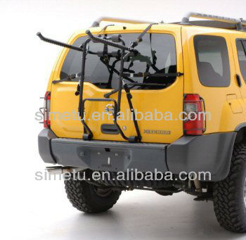 Auto 4 bikes mounted bike carrier/universal bicycle carrier/Bicycling accessories