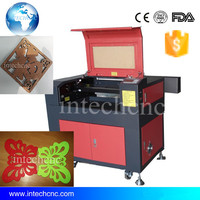 Cheap acrylic laser engraving cutting machine best price 6040 laser cutting jigsaw puzzle small 4030 cardboard laser cutter mach
