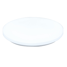 Modern PC round 18w led ceiling lamp 3000K/4000K/6500K