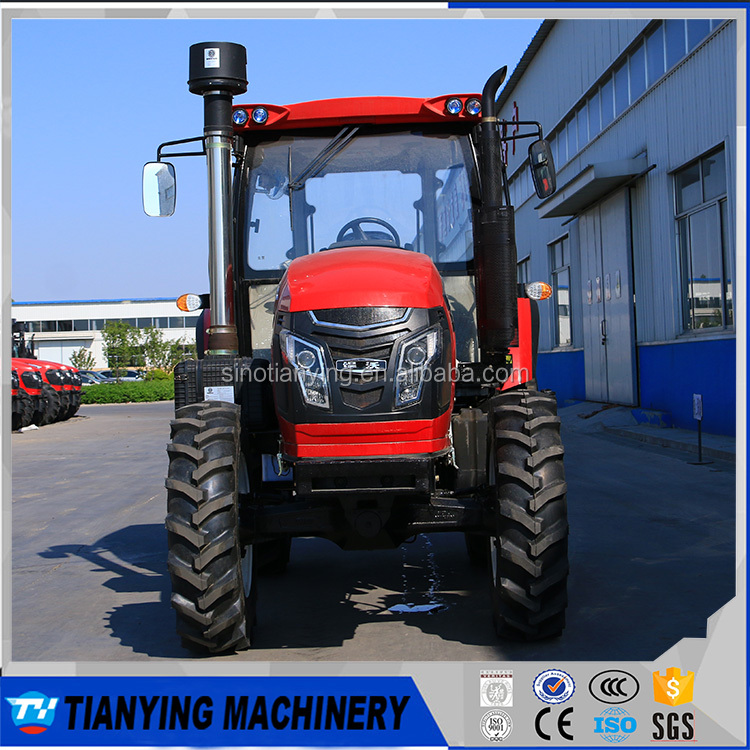 2017 new style comfortable drive farm tractor 130 HP with 4WD
