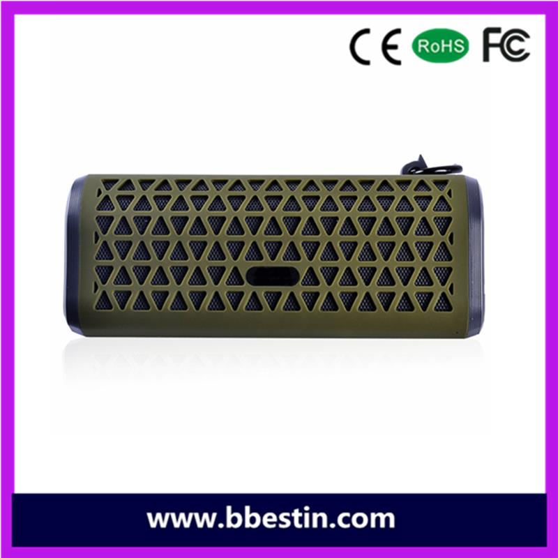 bbest 2016 new design portable golf ball shape bluetooth speaker made in China
