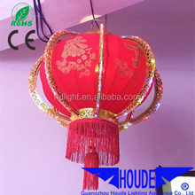 led 3d palace lantern for chinese spring festival decoration